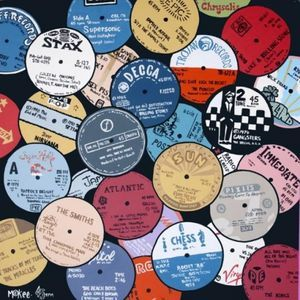 Popular Record Labels in Brit Music
