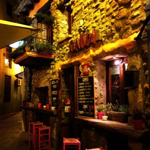 Gaudi Bar, Denia, Spain