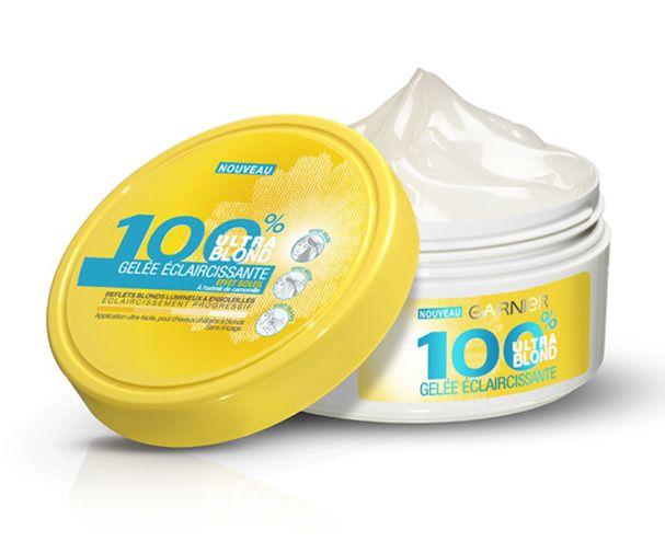 Gelée éclaircissante 100% Ultra Blond de Garnier