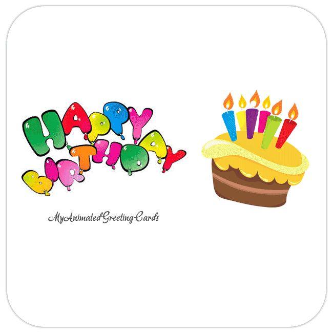 Happy Birthday – Share Animated Birthday Cards On Facebook