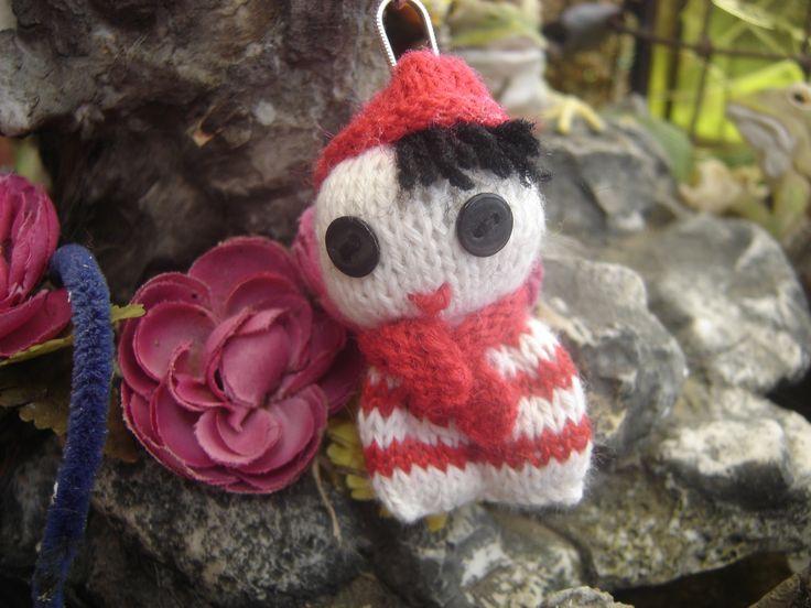 1000 images about doudou figurine au tricot on pinterest - Clef a laine ...