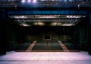dominique perrault dresses albi grand theatre with copper screen 06