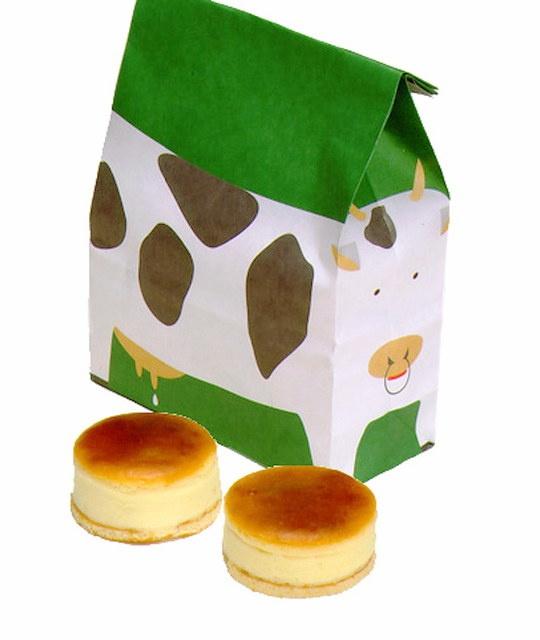 一口チーズケーキ松本牧場