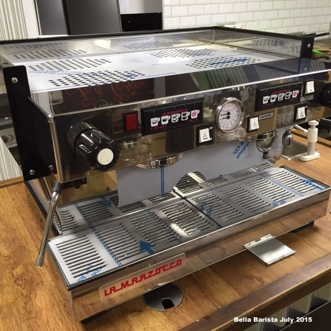 La Marzocco Linea Classic AV 2 Group Commercial Coffee Machine