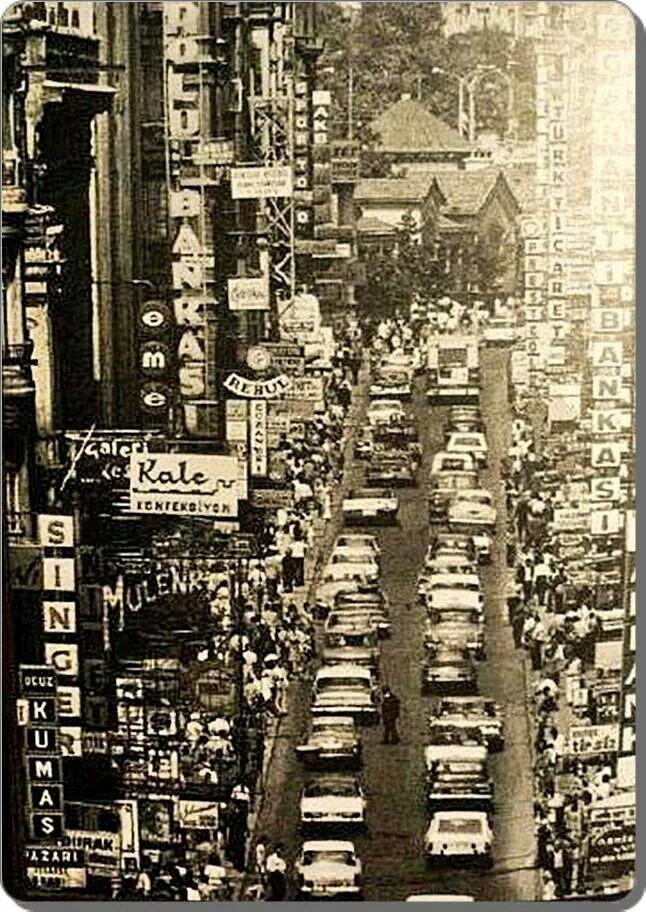Beyoglu/1970'ler