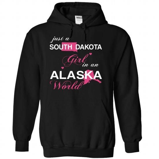 (SDJustHong001) Just A South Dakota Girl In A Alaska World