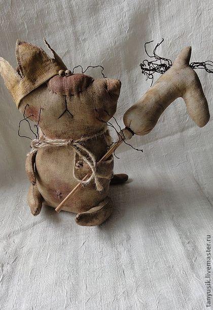 Ароматизированные куклы ручной работы. Ярмарка Мастеров - ручная работа Вырасту стану королём.......... Handmade.