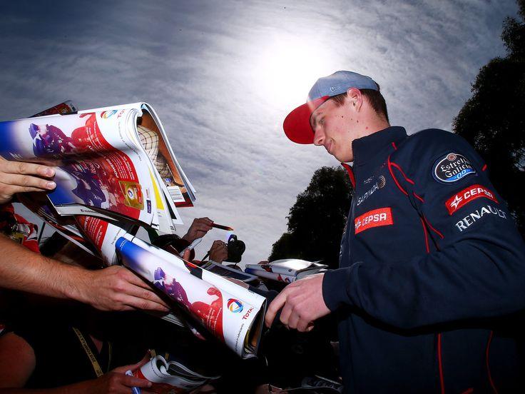 2015 AUSTRALIAN GRAND PRIX | Scuderia Toro Rosso