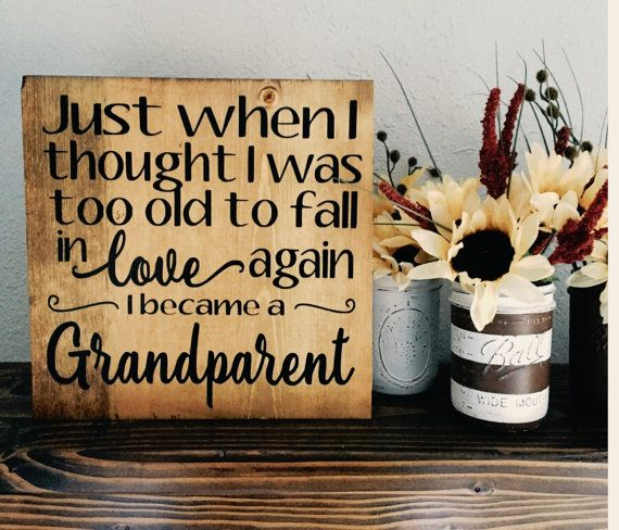 Best 25+ New Grandparent Gifts Ideas On Pinterest