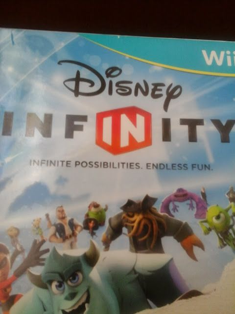 Welcome to Allergy Free Kids: Christmas gift idea disney infinity