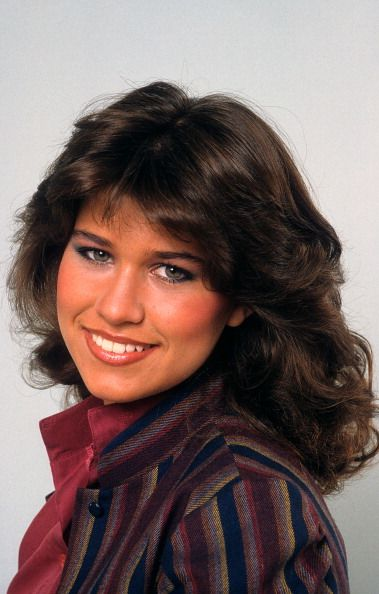 Nancy McKeon....Very pretty smile