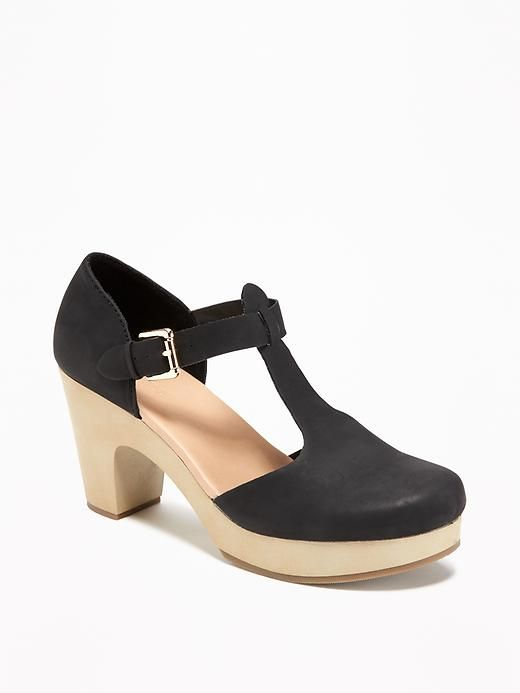 T-Strap Clogs for Women - Super Cute affordable and comfortable clogs!