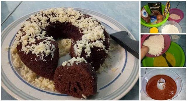 Resep Membuat Brownis Kukus Chocolatos Buat Cemilan Enak Hanya Dengan 2 Bungkus Chocolatos Makanan Penutup Mini Cemilan Kue Lezat