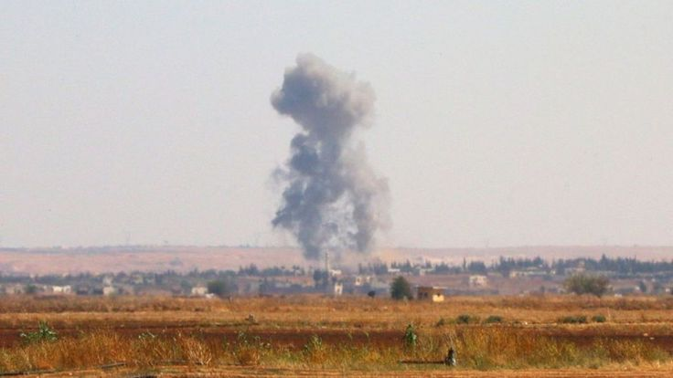 Syria conflict: 'Mustard gas used' in Marea attack 11.06.15- BBC - Mustard gas was used in clashes between Islamic State and Syrian rebels in August, chemical weapons experts conclude.