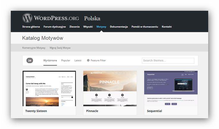 Jak zmienić szablon w WordPressie? Zobacz, jak zrobić to w prosty sposób nie popełniając błędów. Instrukcja krok po kroku na e-kreatywnie. #WordPress