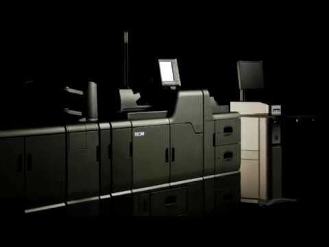 RICOH lanza las 3 mejores prensas de impresión digital. Pro C751EX - C651EX - C751