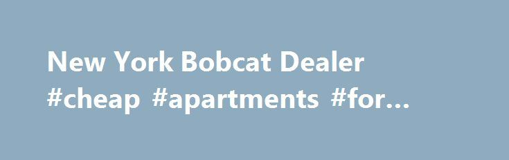 New York Bobcat Dealer #cheap #apartments #for #rent http://rental.remmont.com/new-york-bobcat-dealer-cheap-apartments-for-rent/  #bobcat rental # Bobcat of New York | Bobcat of Long Island | Bobcat of Westchester Compact Construction Equipment Sales and Bobcat Rentals in NY We provide New Used Construction Equipment Sales, Parts, Construction Equipment Rental and Complete Machine Servicing. For over 80 years Bobcat of New York, has prided itself on having the finest...