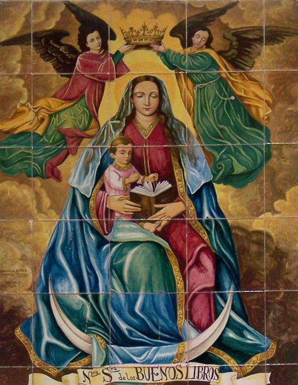 Virgen De Los Buenos Libros - Resultados de Yahoo España en la búsqueda de imágenes