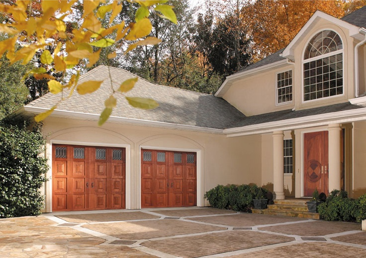 10 Best Wood Carriage House Garage Doors Images On Pinterest