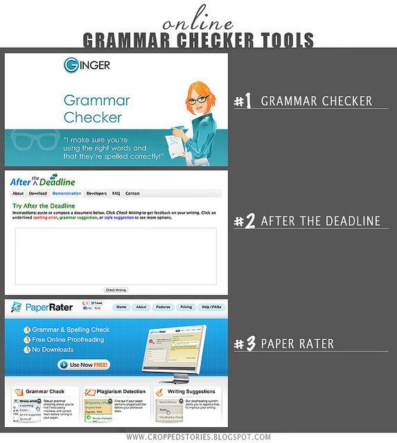 Research Paper Grammar Checker