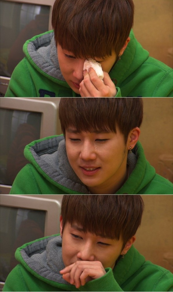INFINITE's Sunggyu sheds tears during recent filming for 'High Society'