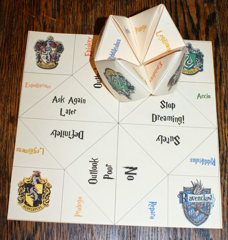 Newbery Century Challenge - Our Adventures in Children's Literature: Riley's 11th Birthday: Our Magical Harry Potter Party!