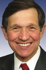 Dennis Kucinich ( #DennisKucinich ) - a former U.S. Representative from Ohio, serving from 1997 to 2013, and a candidate for the Democratic nomination for President of the United States in the 2004 and 2008 Presidential elections - born on Tuesday, October 8th, 1946 in Cleveland, Ohio, United States