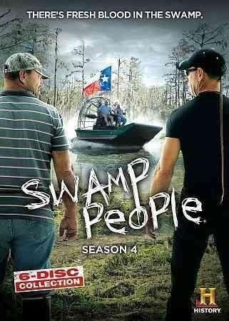 SWAMP PEOPLE:SEASON 4