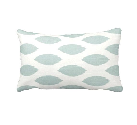 DESIGN, TEXTILE, CRAFTSMANSHIP & CARE This pillow cover features a snowy blue and white printed pattern that is continuous on both front and back with an envelope closure. All RFS pillow covers are handcrafted in the United States and made with 100% cotton duck. To care for your pillow cover wash in cold water, using a gentle detergent (Woolite). SIZING Please remember that sizes listed denote the pillow form size, not the size of the pillow cover. To ensure a snug and polished fit all RFS…