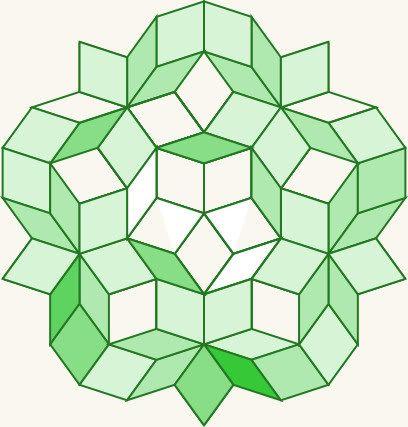 Penrose tiles