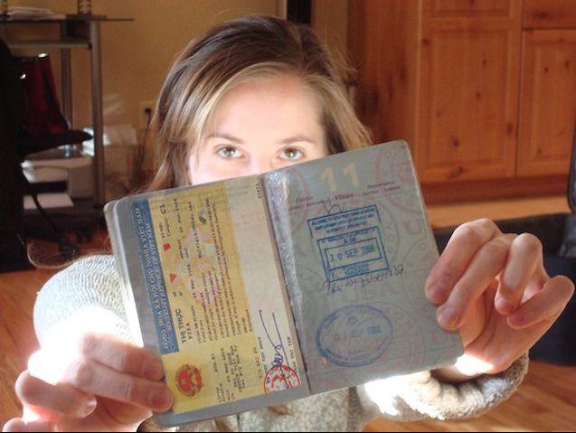 "Obtaining Vietnam Visa on arrival: simplified procedure ""online"""