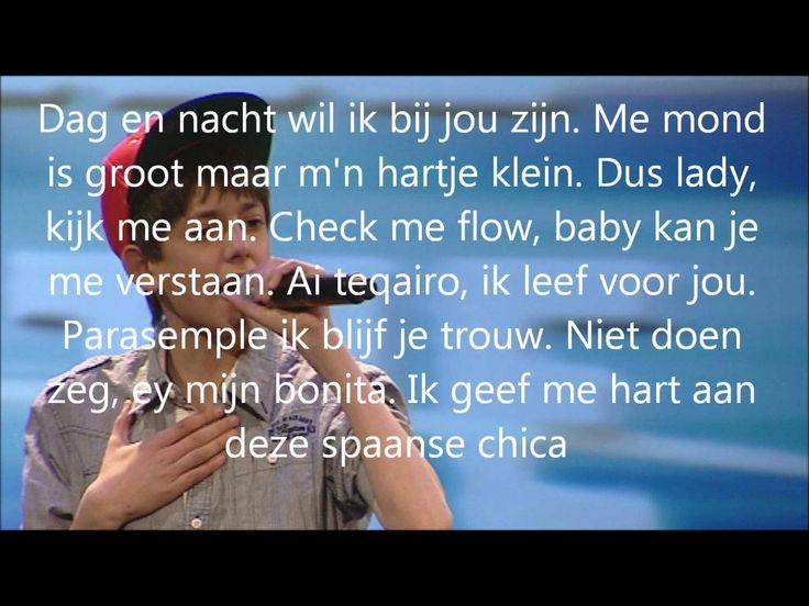 una chica especial - alessandro - met songtekst (lyrics) jsf