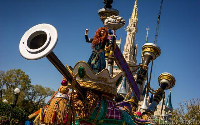 Festival of Fantasy Parade Debuts at the Magic Kingdom
