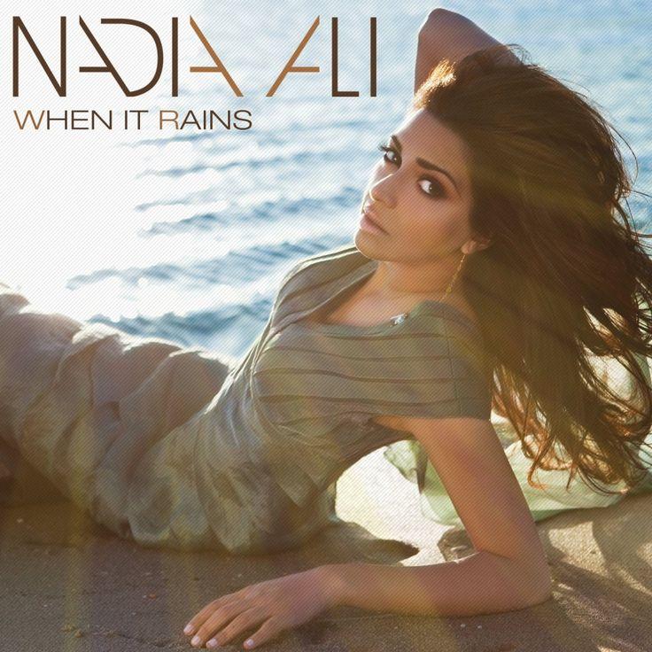 Nadia Ali - one of my favorite singers
