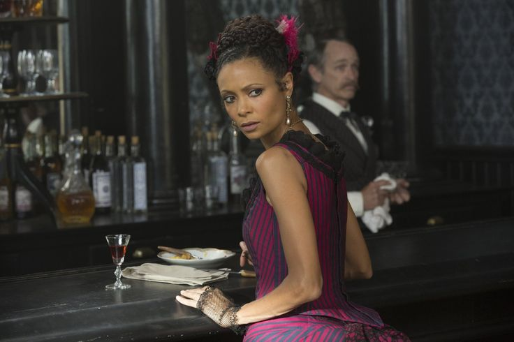 Thandie Newton in Westworld - IMDb TV - IMDb