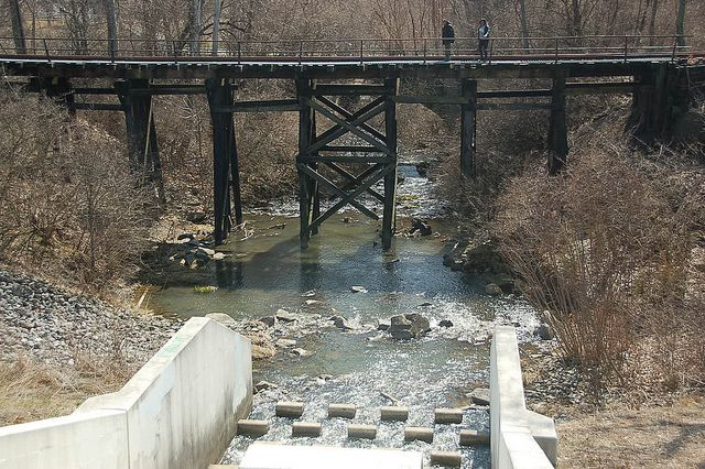 There's A Hidden Stream Running Below This Indiana City And Few Know It Exists