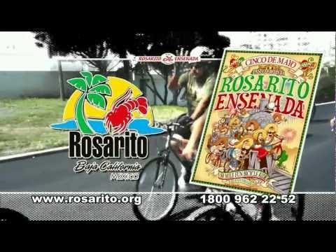 Esto fue el Paseo Ciclista Rosarito-Ensenada 2012