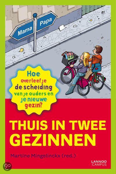 bol.com | Thuis in twee gezinnen, Martine Mingelinckx | Boeken