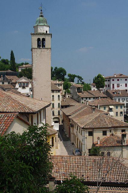 Asolo, Veneto, Italy