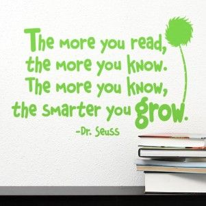 Classroom and Education Wall Quote Decals from Cozy Wall Art