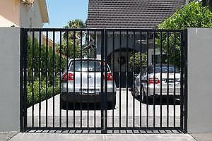 Customized steel balustrades, burglar guards, car ports, driveway gates, gates, security gates, pergolas, railings, spiral staircases,staircases, staircase railings designed