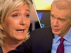 "THIS is the moment right-wing French politician Marine Le Pen berated a BBC journalist grilling her over Brexit telling him to ""stop the propaganda""."