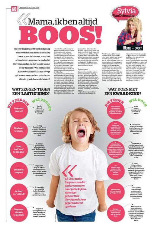 Wat te doen met kwade en lastige kinderen