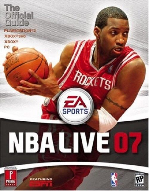 Prima Official Game Guides: NBA Live 07 by Fernando Bueno