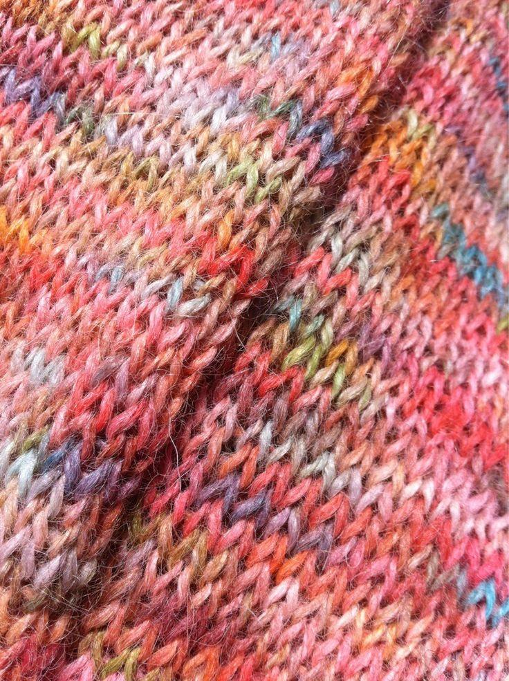 mitaines alpaga teinture kool aid - Colorant Textile