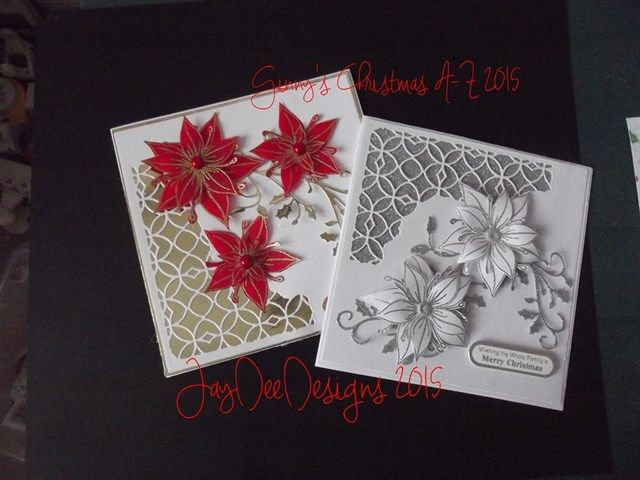 Ginny's Christmas A-Z T is for Timn Holtz Dies | docrafts.com