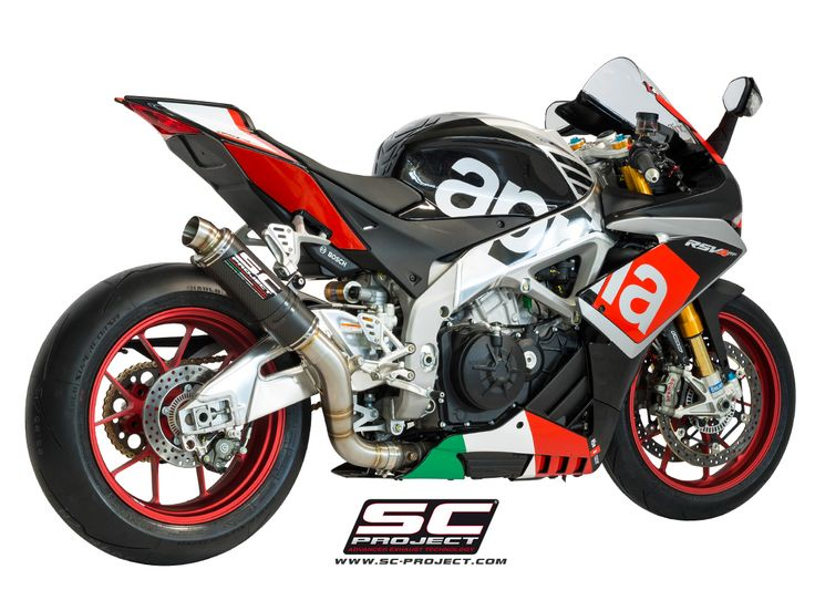 APRILIA RSV4 RF | RR '15-16 EXHAUST BY SC-PROJECT