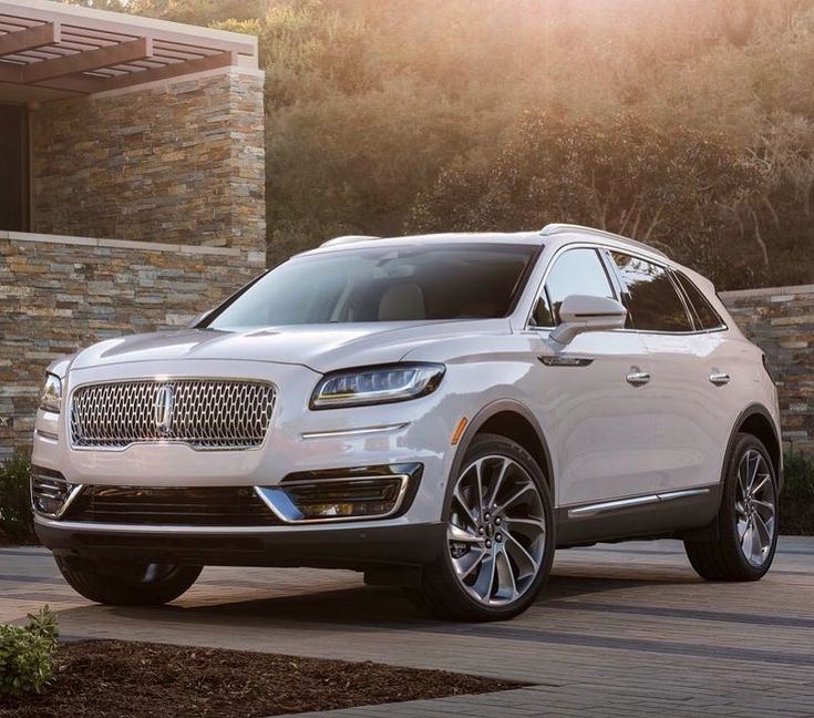 2019 Lincoln Nautilus Best Luxury Cars Luxury Suv Lincoln Cars