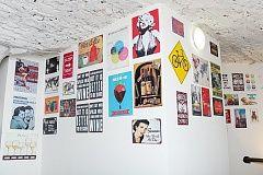Купить #жестяные #декор'ативные #таблички. Звезды музыки и кино
