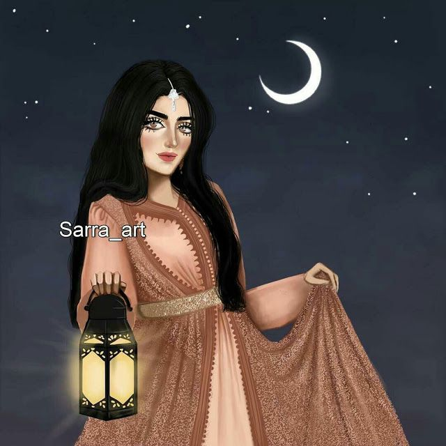 مجموعة ثيمات رسومات صور بنات جيرلي Islamic Girl Girly M Cute Girl Drawing